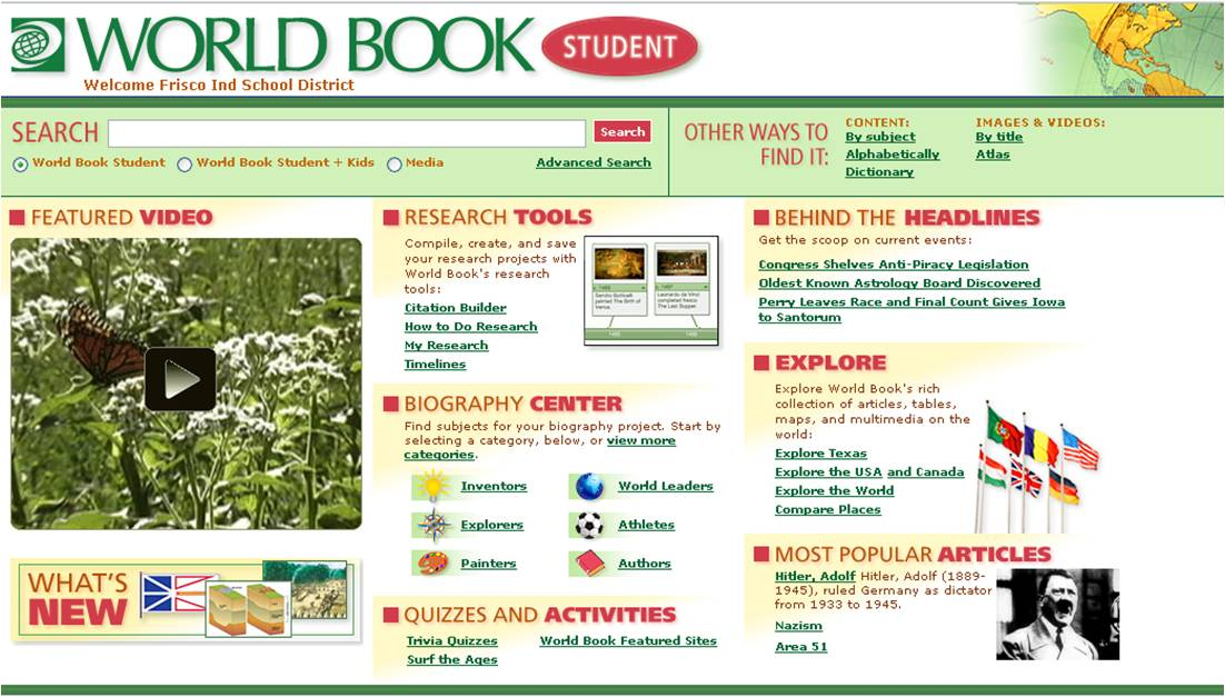 Reedy library 5th grade world book ebsco scavenger hunt this week in the rbe library 5the grade rbe students will be exploring and learning about how to use the world book online ebsco gumiabroncs Choice Image