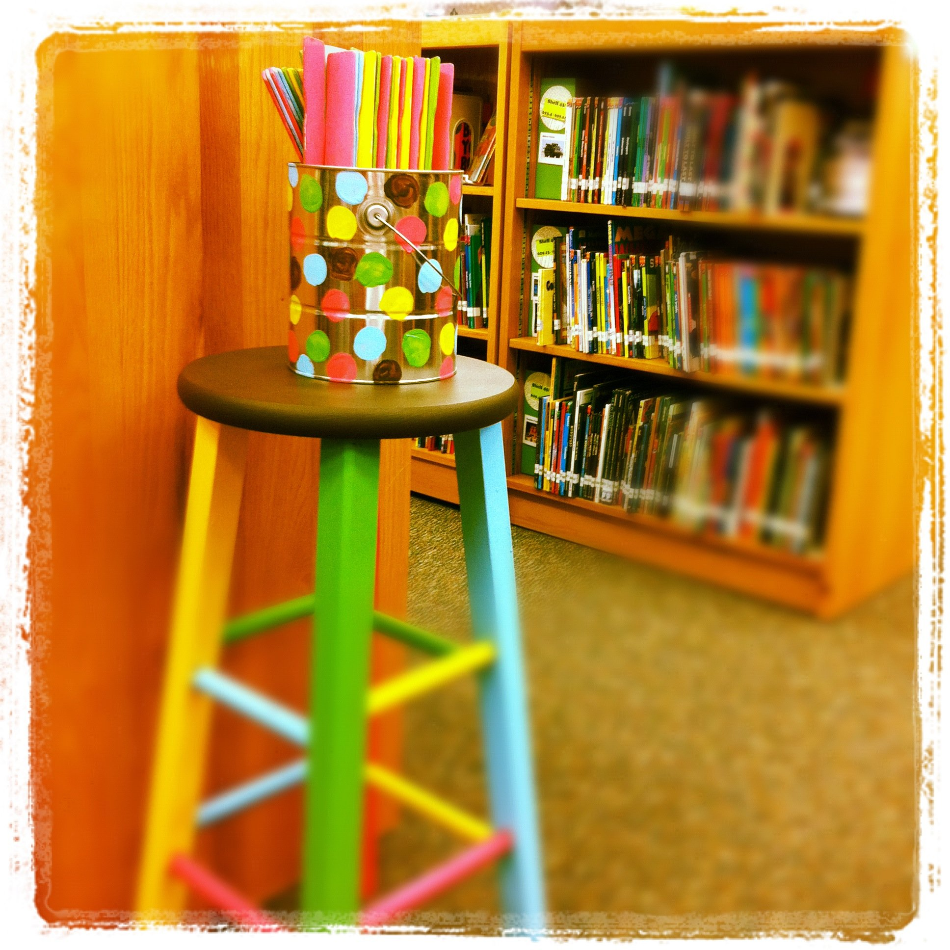 reedy library | rbe library decor