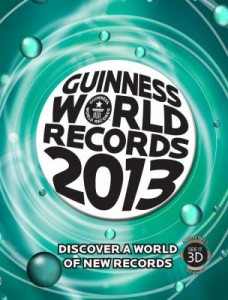 world records 2013