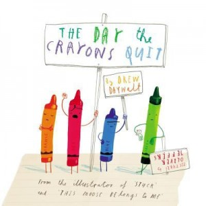 Crayons Quit