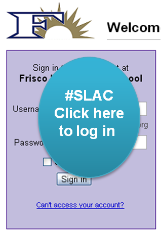 SLAC Google Apps login