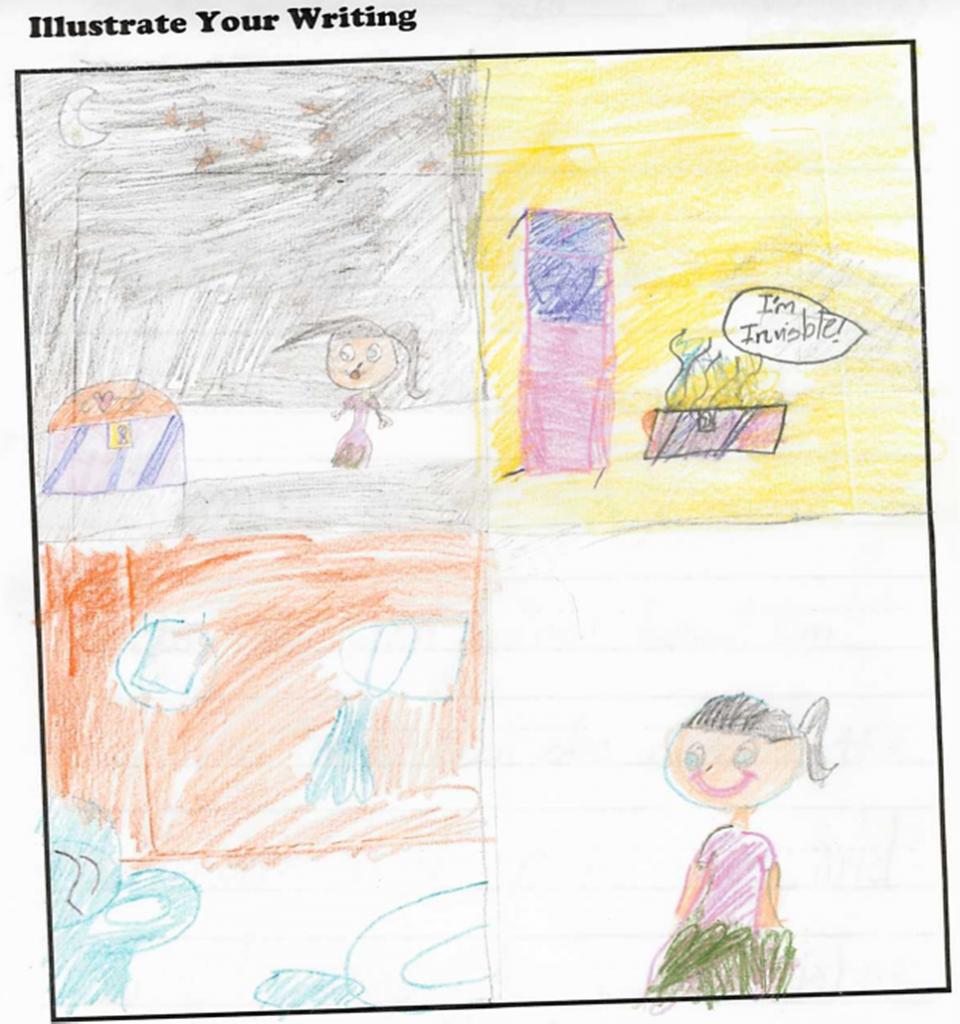 1st Grade  Winner