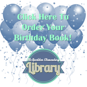Birthday Book Widget