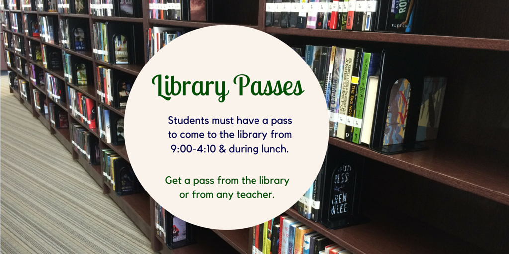 Blog Post Library Passes