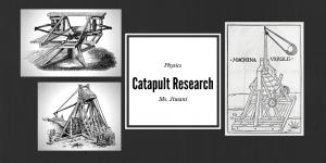 Physics Catapult Banner