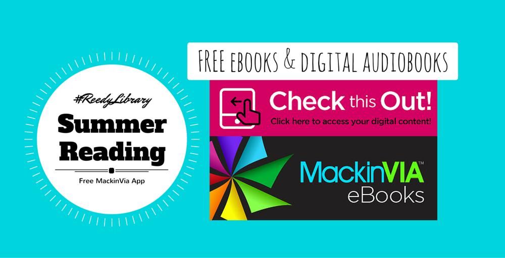 Summer Reading FREE ebooks & digital audiobooks