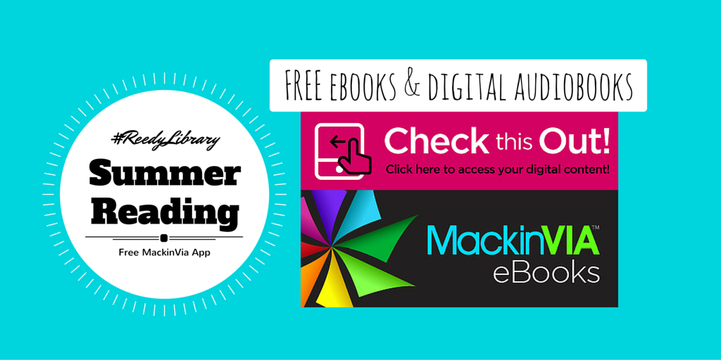 Summer Reading FREE ebooks & digital audiobooks