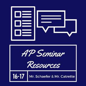 AP Seminar Small