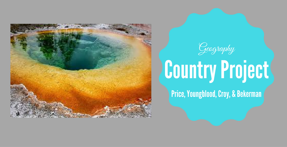 Geography COuntry Project