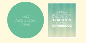 LOTE Family Traditions Project