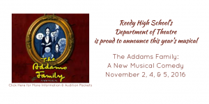 Theater Announcement