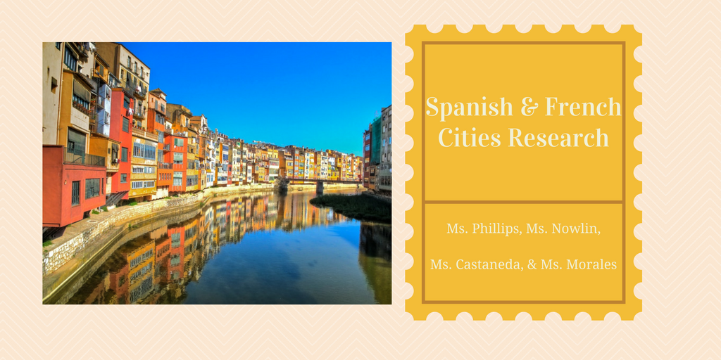 spanish-french-cities-research